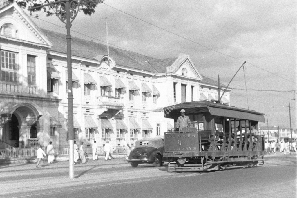 Colombo Tramways No.8 - H Cartwright - CW10231