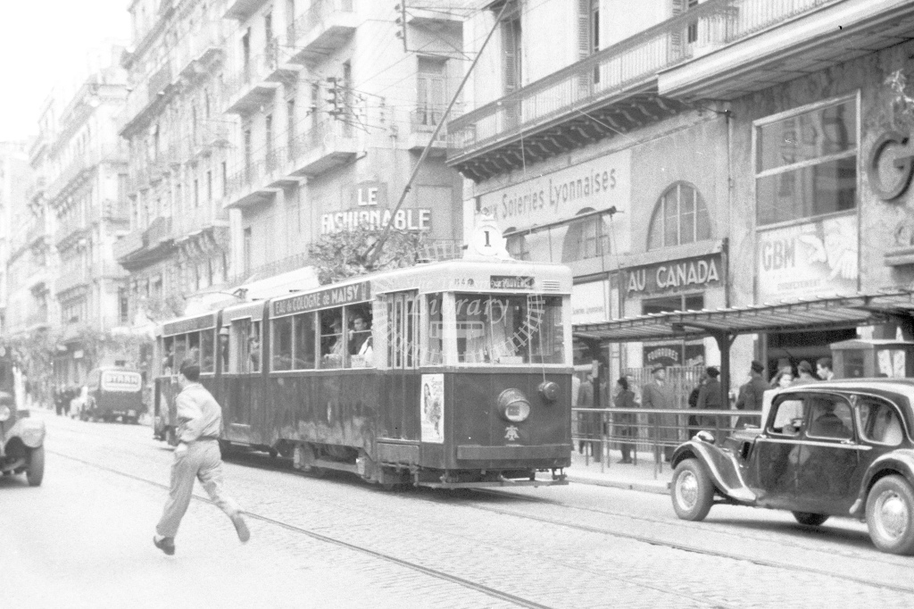 Algiers street view - H Cartwright - CW10243