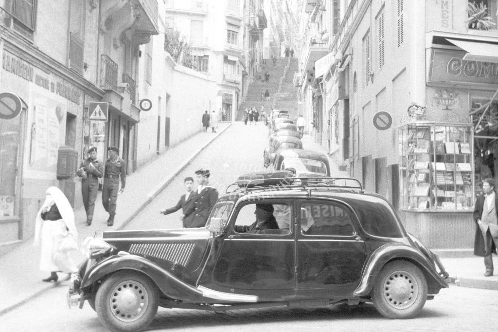 Algiers street view - H Cartwright - CW10244