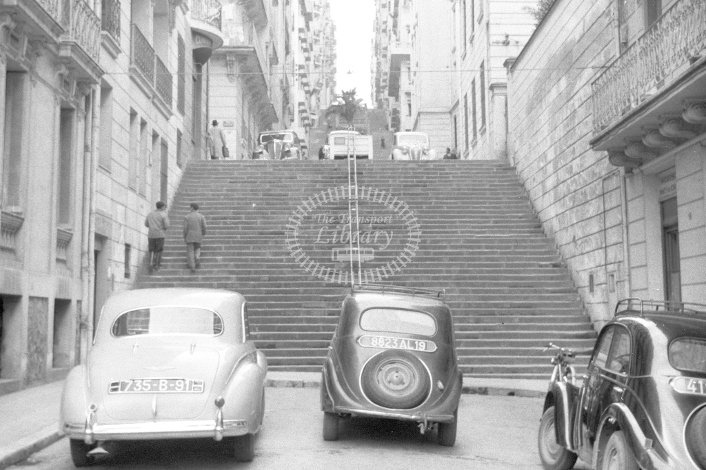 Street view. No location or details - H Cartwright - CW10247