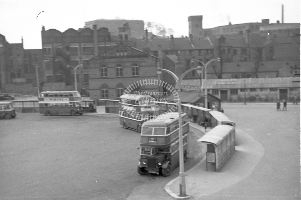 Bus station - H Cartwright - CW10730