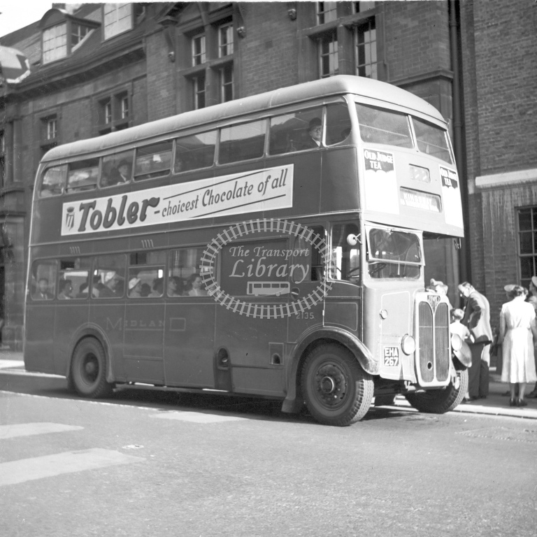 BMMO D7 double deck buses Nos.4404 and 4397 at Leicester St Margarets bus station - H Cartwright - CW10850