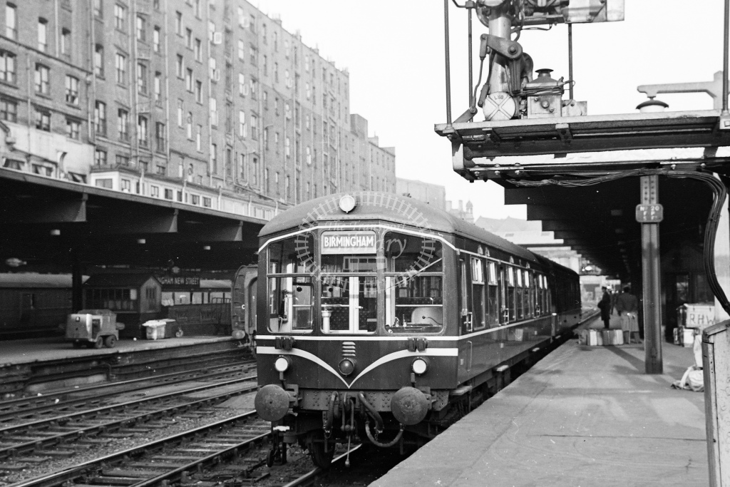 DMU at Birmingham New Street - H Cartwright - CW11538