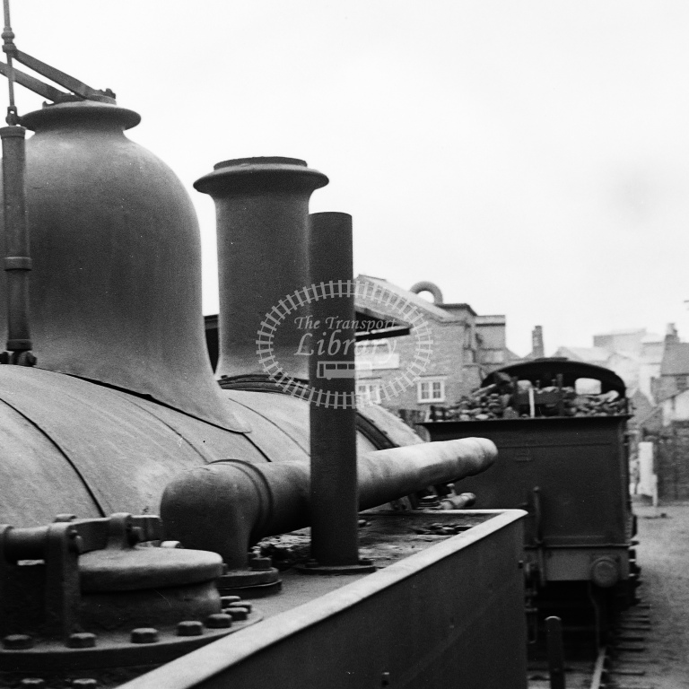 Ex MR 1F 0-6-0T with Johnson Boiler and Salter safety valves - H Cartwright - CW11543
