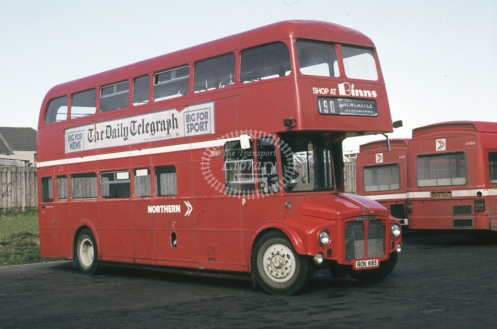 Northern General AEC R'master RCN685 in Undated - Geoffrey Morant