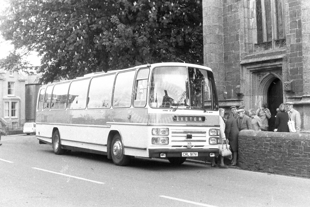 Unknown Operator Bedford YMT CRL917V  in 1980s - JGS Smith