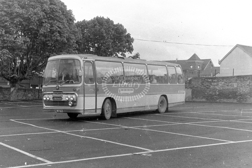 Unknown Operator Bedford VAM RNL427G  in 1980s - JGS Smith