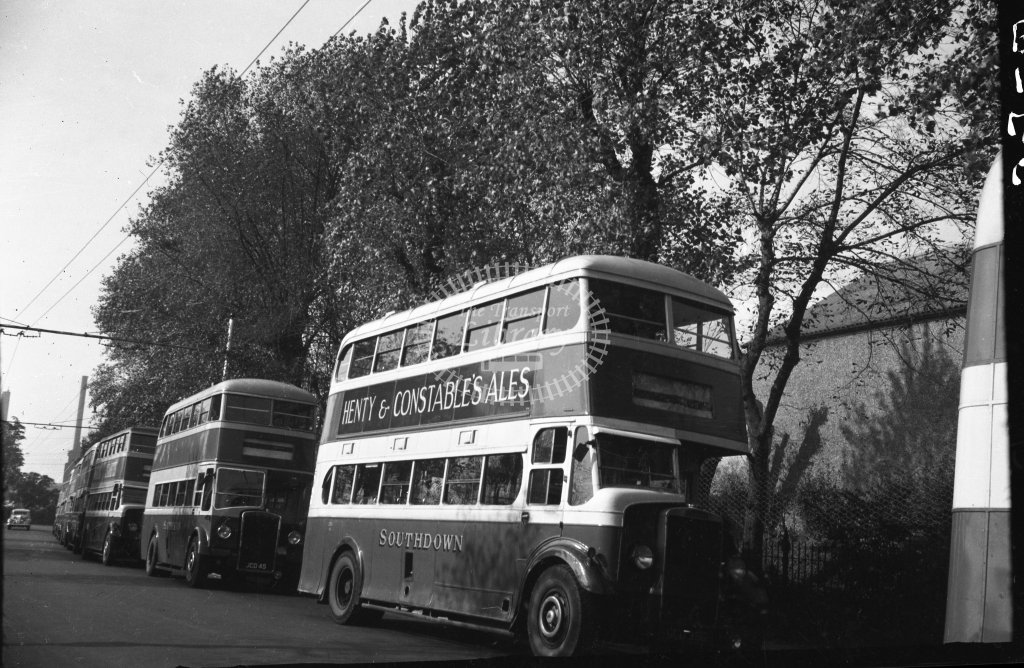 HL-B0177 - Southdown buses - Henry Luff - Online Transport Archive
