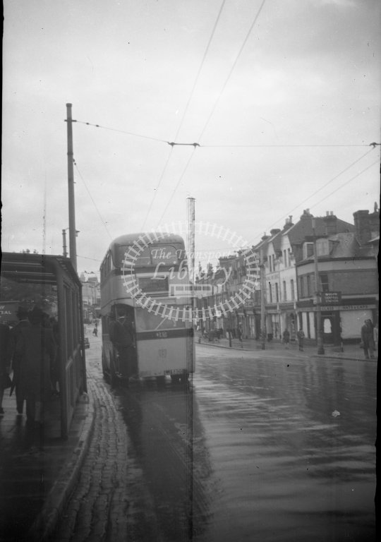 HL-B0206 - Bournemouth 62 LJ5800 route 4 - Henry Luff - Online Transport Archive
