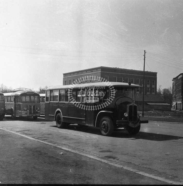 HL-B0211 - French bus 3634-AH59 - Henry Luff - Online Transport Archive