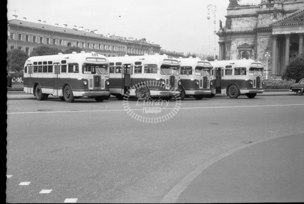 HL-B0212 - French (query) buses - Henry Luff - Online Transport Archive