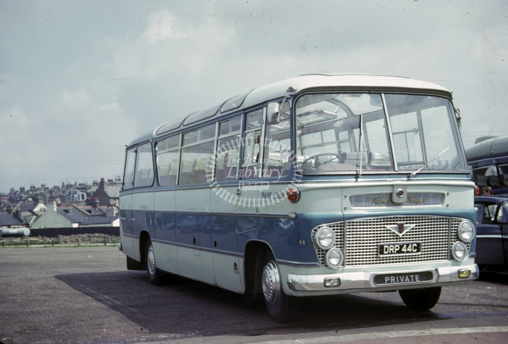 York Bros Ford 570E DRP44C at Southend in 1965 - Aug 1965 - Robin Hannay