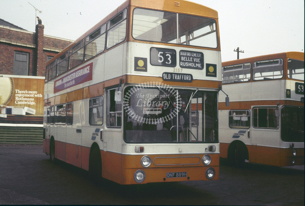 SELNEC Leyland PDR2/1 2157 ONF889H in Undated - Robin Hannay
