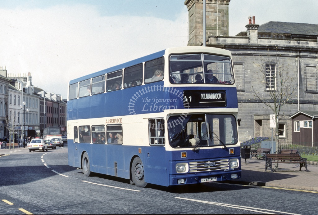 A1 (Meaney) Leyland ONCL F747XCS in Undated - Robin Hannay