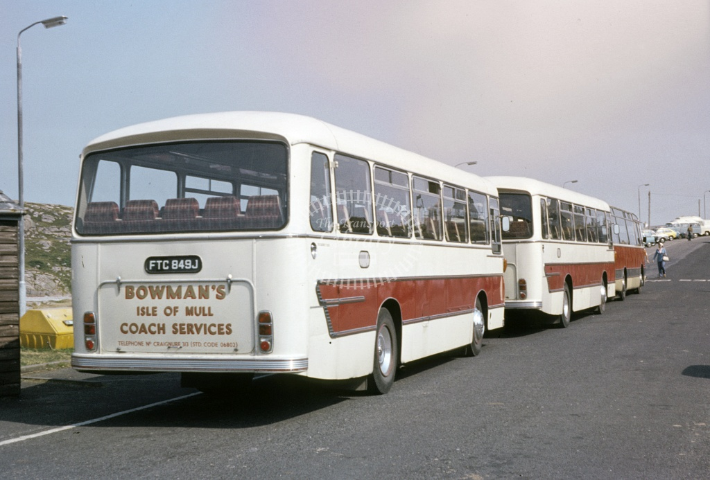 Bowman, Mull Ford R192 FTC849J in Undated - Robin Hannay
