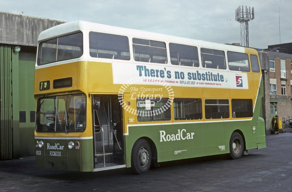 Lincolnshire Road Car Leyland AN68 1395 OEM785S  at Newark  in 1996 - Aug - Roy Marshall