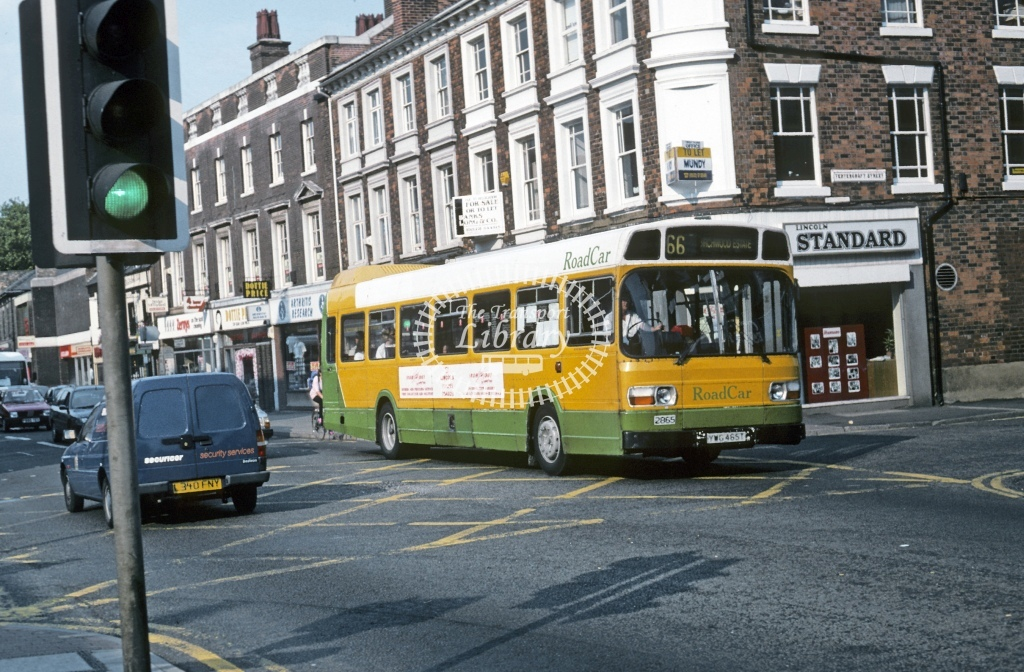 Lincolnshire Road Car Leyland National 2865 YWG465T  in 1995 - Aug - Roy Marshall